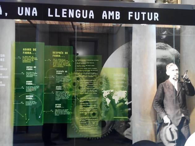 Una llengua de futur: gràcies mestre Fabra!