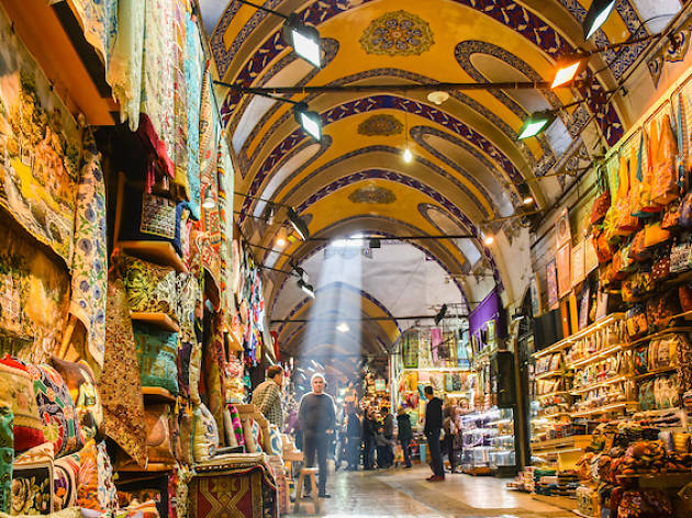 Hotels In Chicago >> Grand Bazaar | Things to do in Fatih