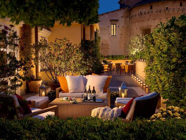 12 great rooftop bars in Rome