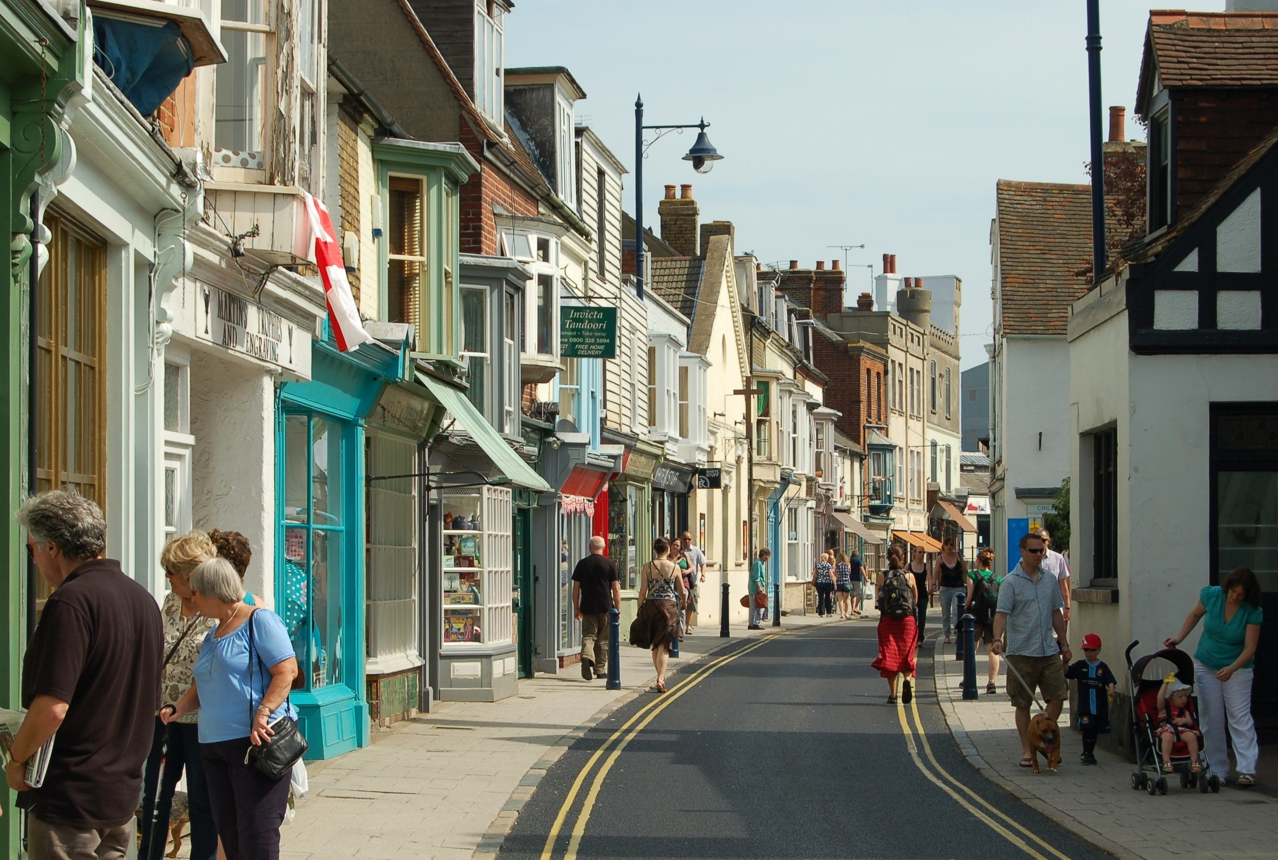 Whitstable Shopping