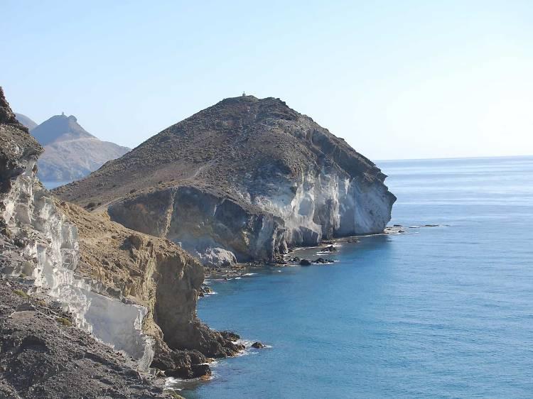 Cabo de la Cuerta coves