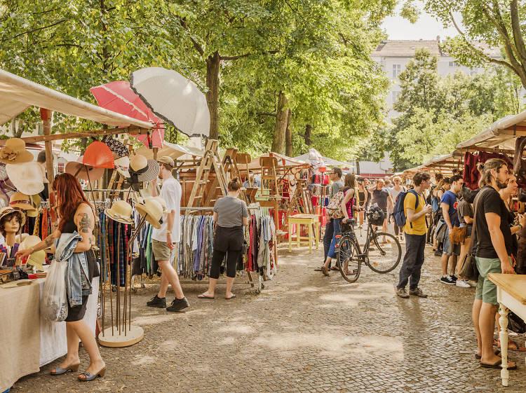 The 9 absolute best markets in Berlin