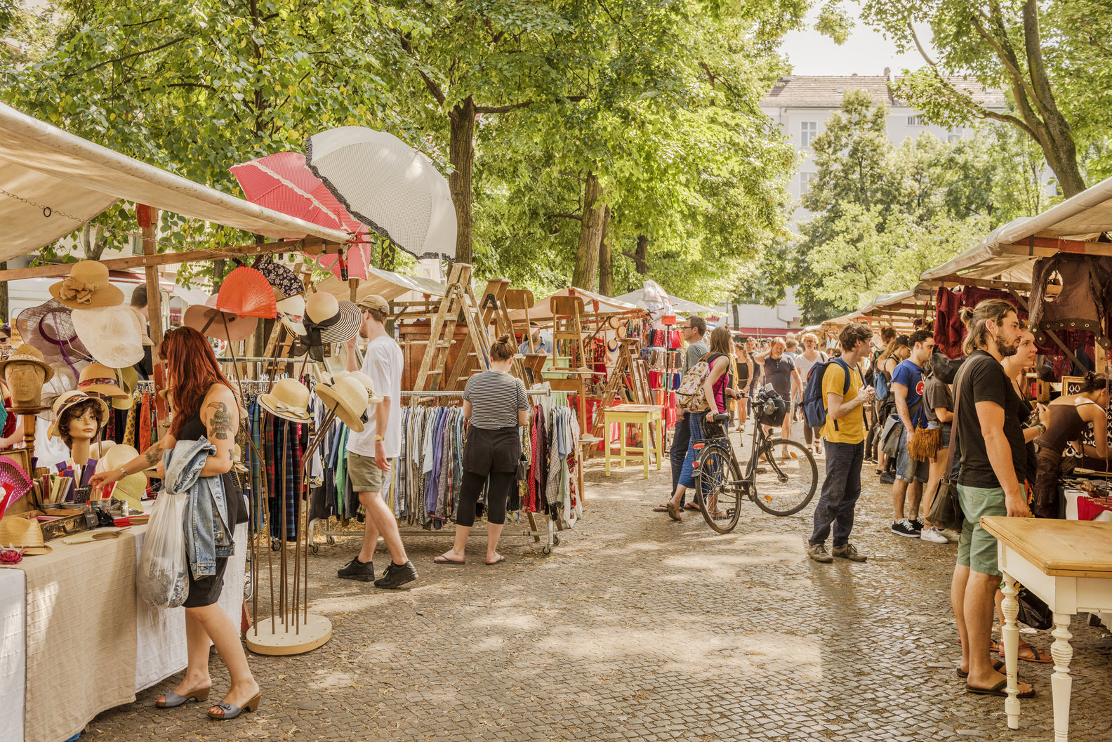 The 9 very best markets in Berlin