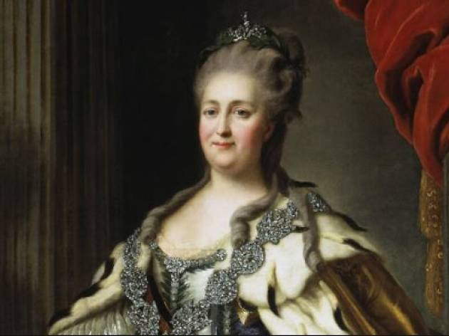 Catherine the Great: Empress of all Russians