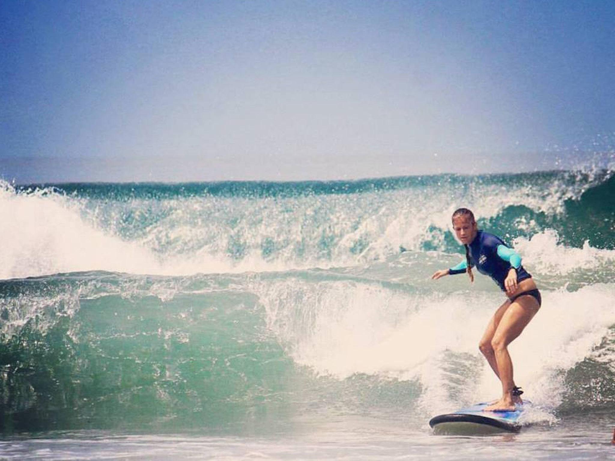 Santai Surf School - Seminyak - Indonesia