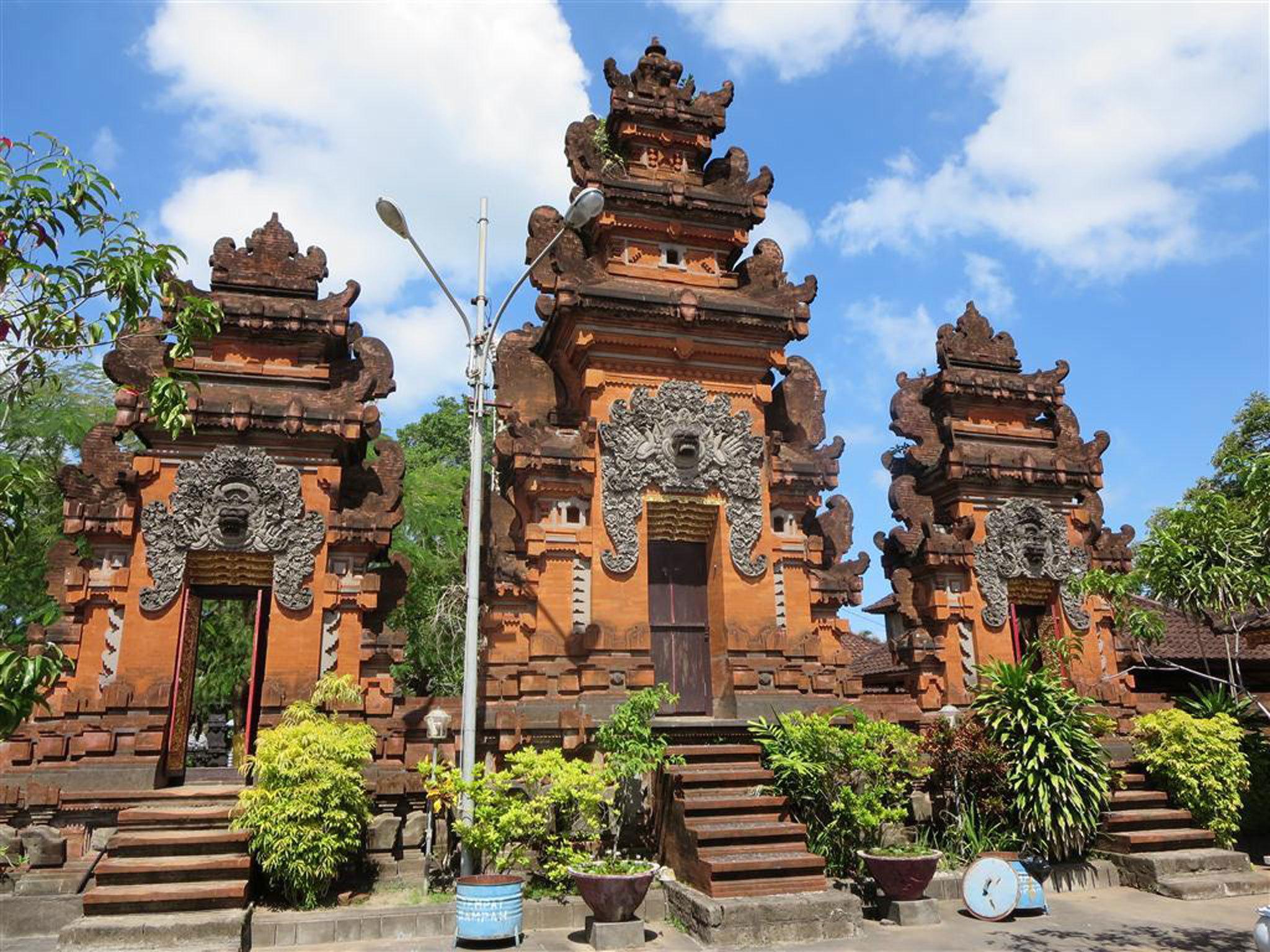Pura Petitenget Temple - Seminyak - Indonesia
