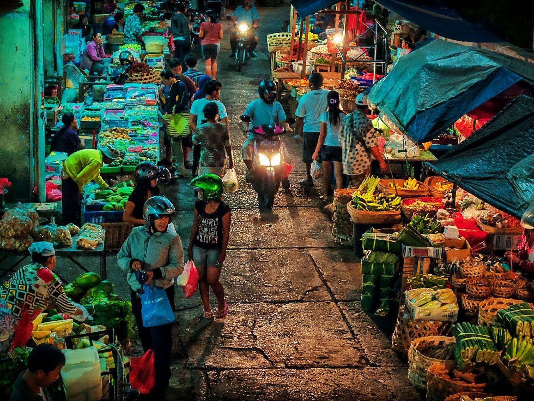 Seminyak Night Market - Indonesia