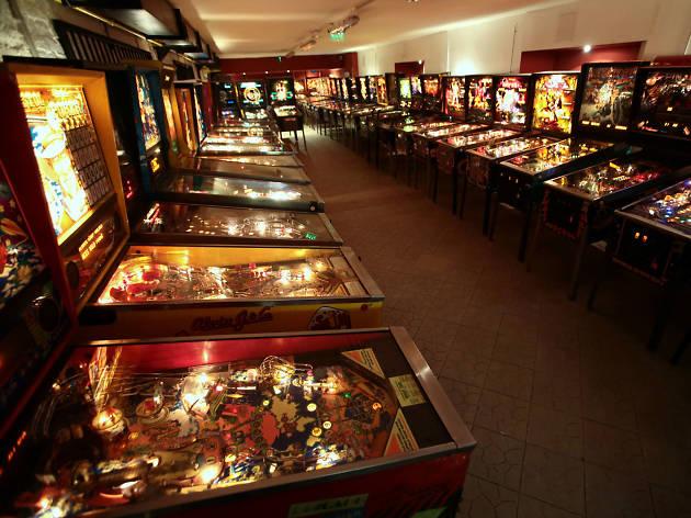 Pinball Museum - Budapest - Hungary