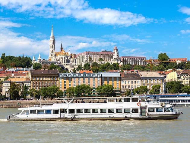 The Danube - Budapest - Hungary
