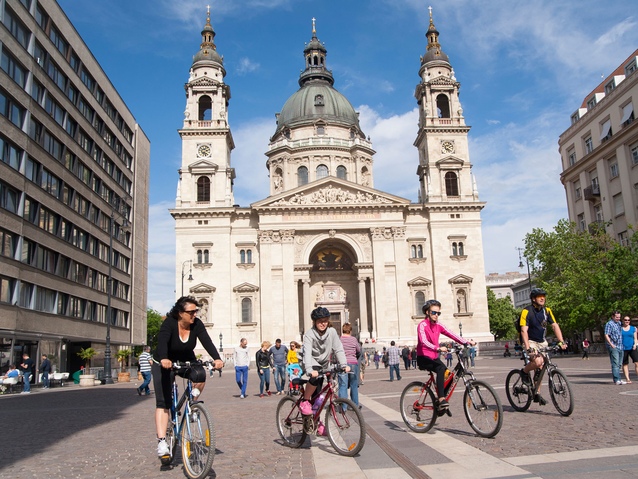 St. Stephen's Basilica - Budapest - Hungary