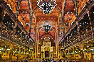 The Great Synagogue - Budapest - Hungary