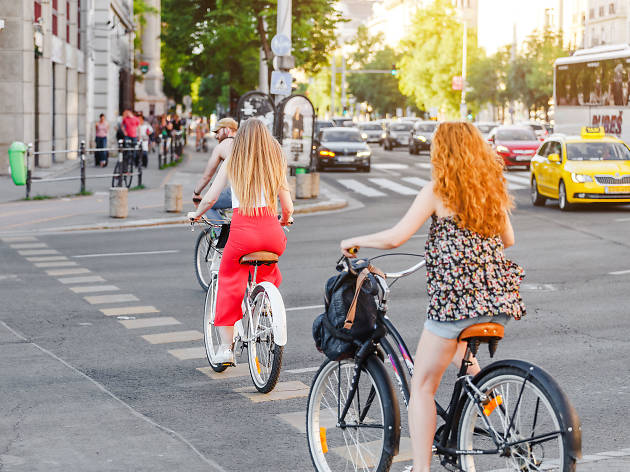 Budapest Bike Tour - Hungary