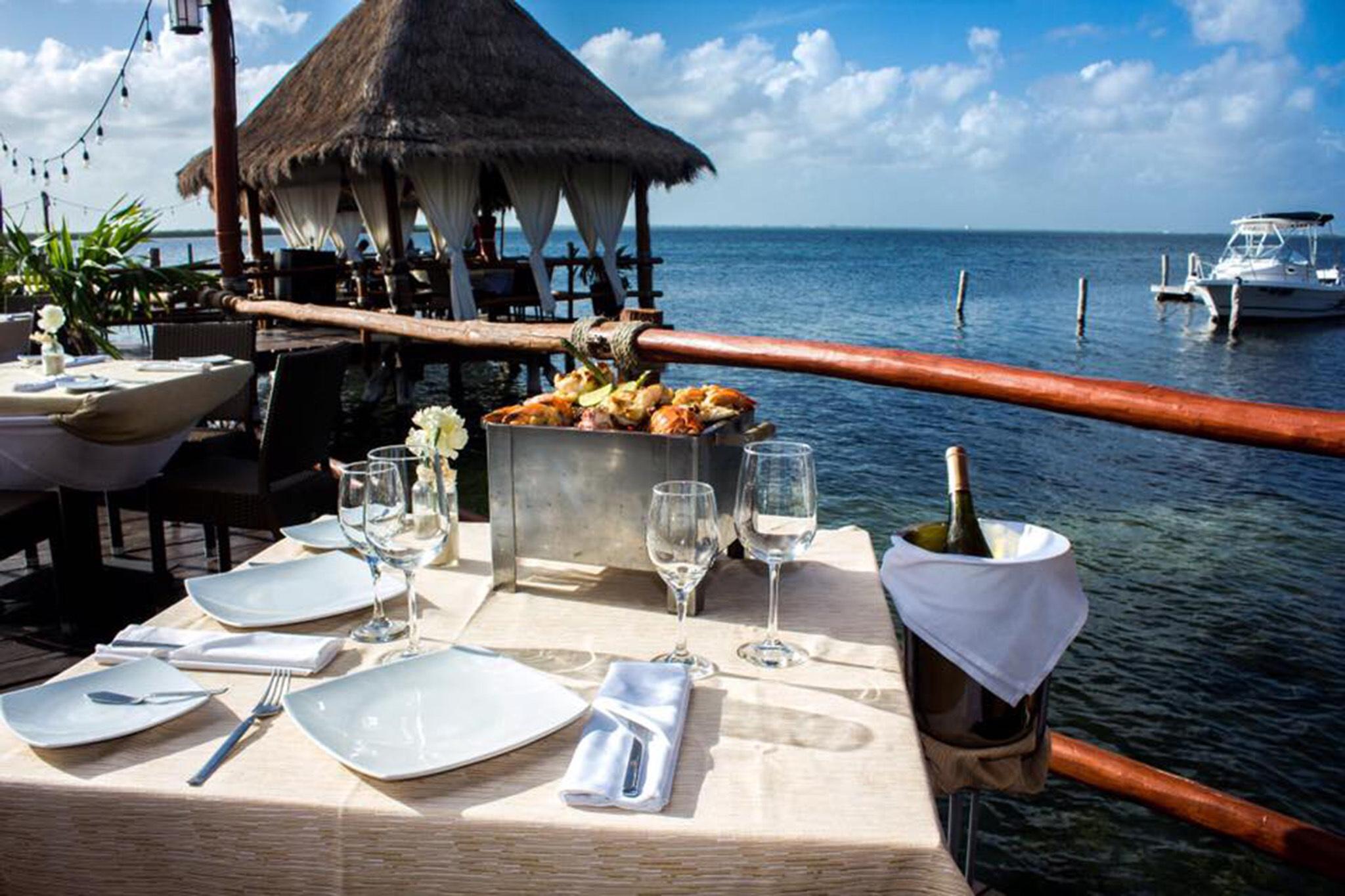 Cancún, restaurants, eitw, navios