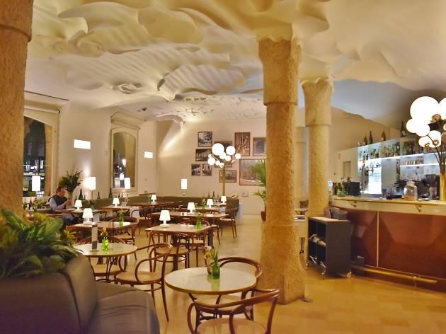 Café de La Pedrera