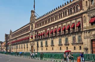 Palacio Nacional (Foto: Alejandra Carbajal)