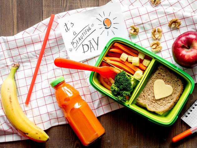 Best lunch box ideas the school year