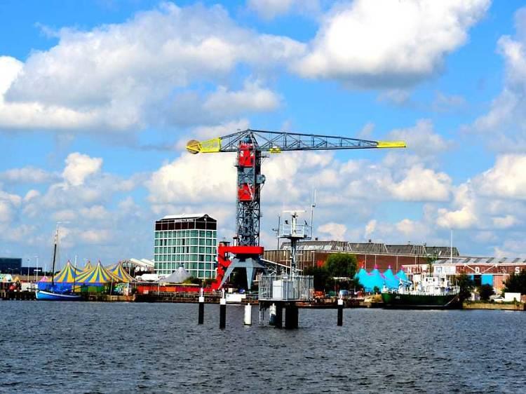 NSDM Wharf