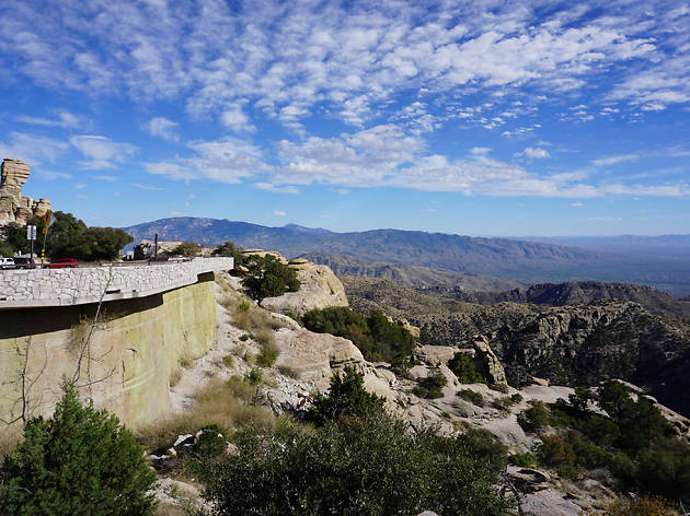 Mount Lemmon Scenic Byway