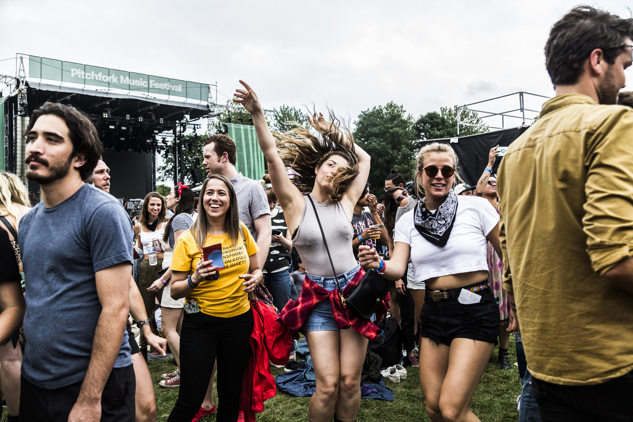 Everything you need to know about the Pitchfork Music Festival