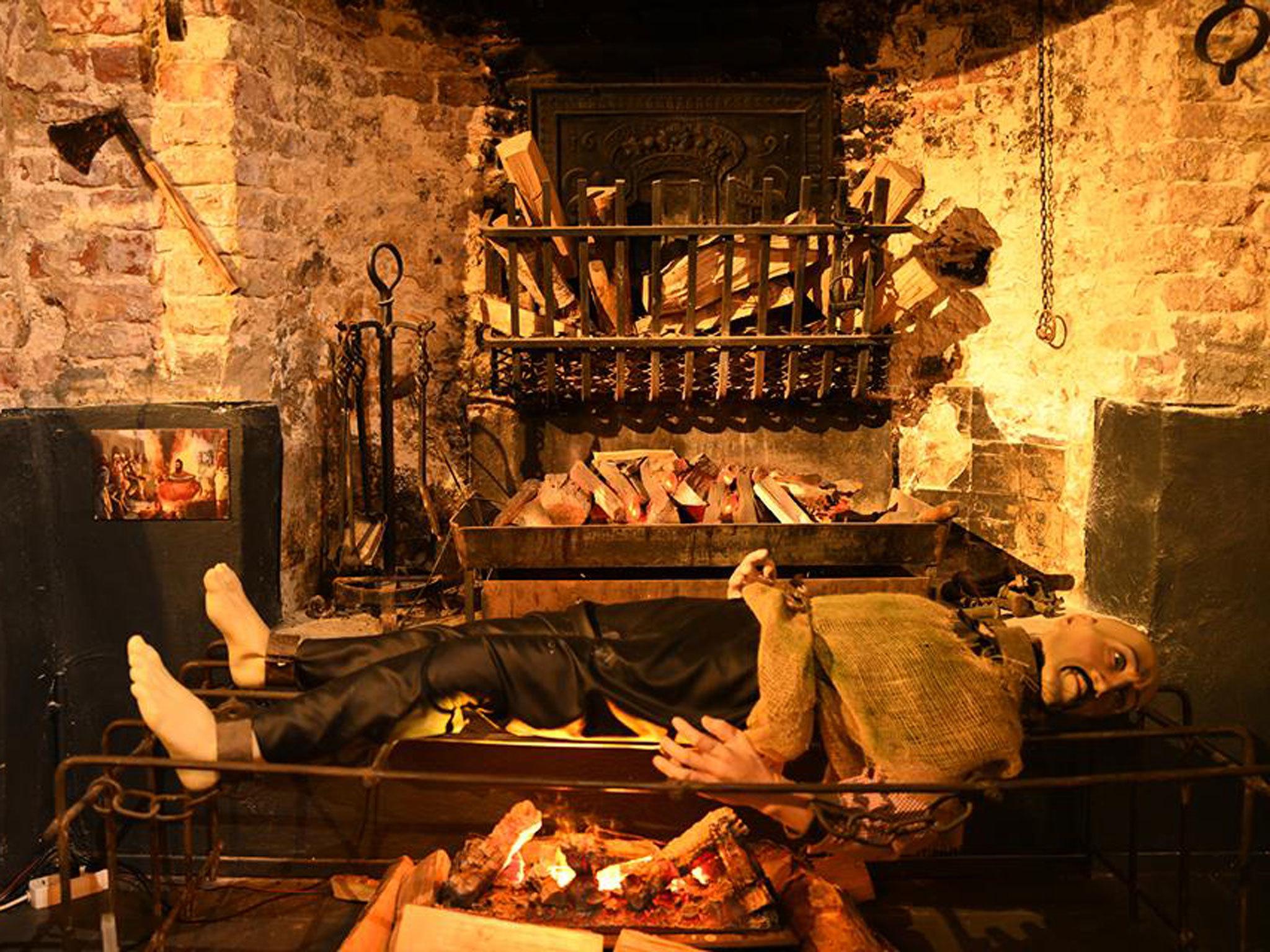 Torture Museum - Bruges - Belgium