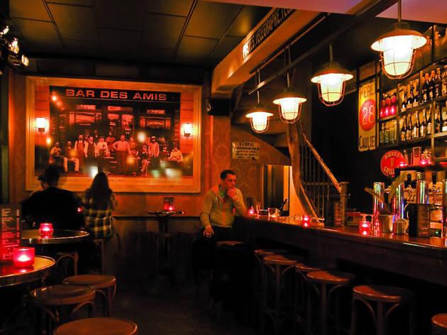 Bar Des Amis - Bruges - Belgium