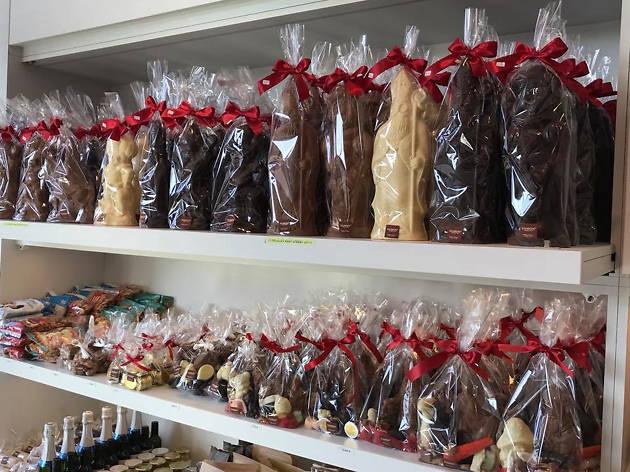 Chocolatier Dumon - Bruges - Belgium