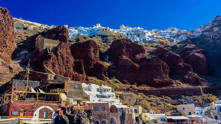 The ultimate guide to Santorini