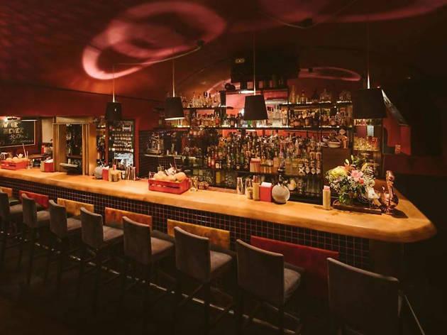 Boutiq Bar - Budapest - Hungary