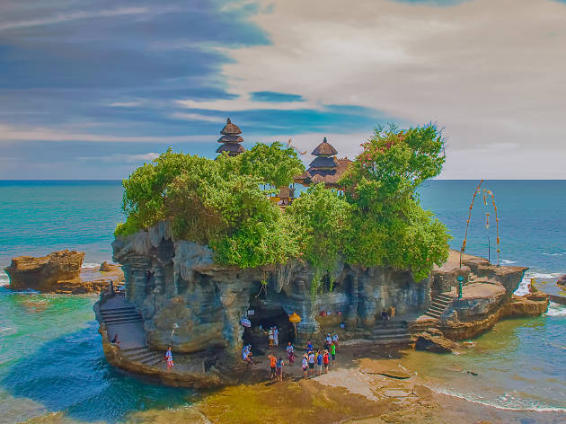 Tanah Lot Temple, eitw