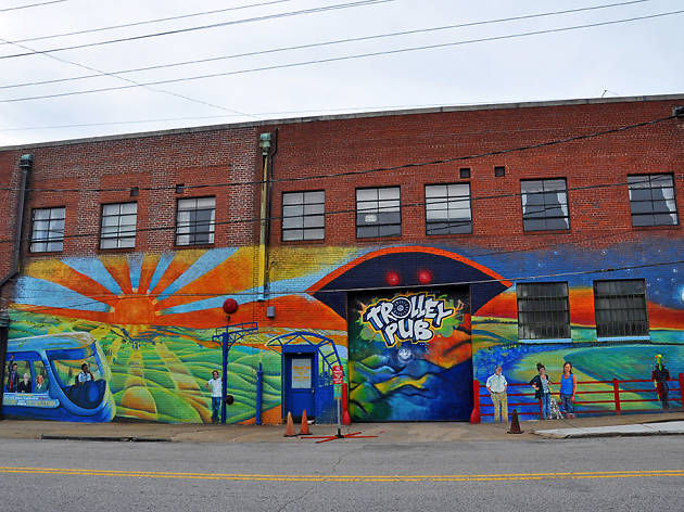 The Raleigh Murals Project