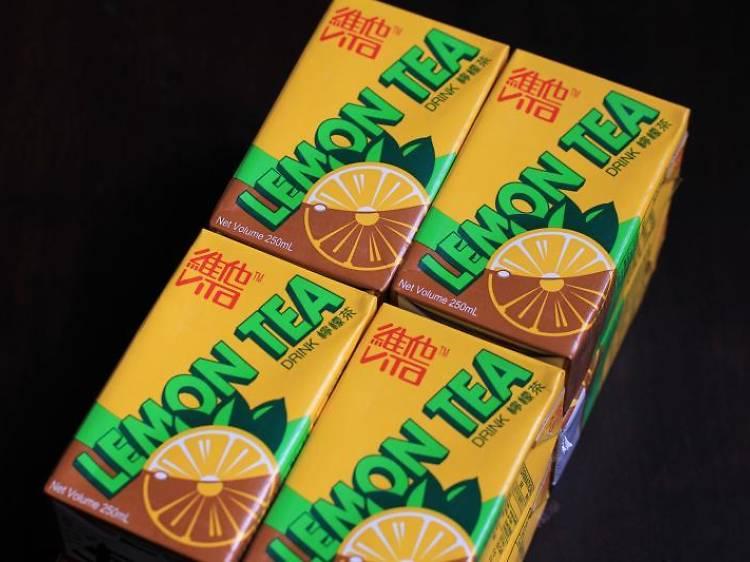 For the sweet tooth: Vita lemon tea