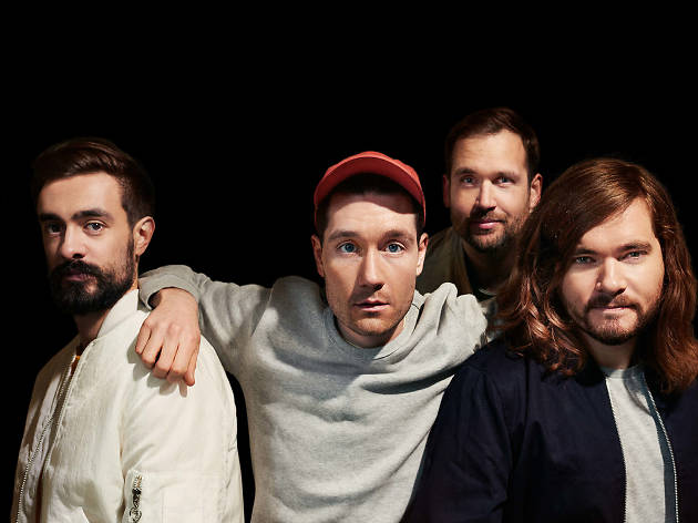 Win a trip to Miller Music Amplified in Buenos Aires featuring Bastille