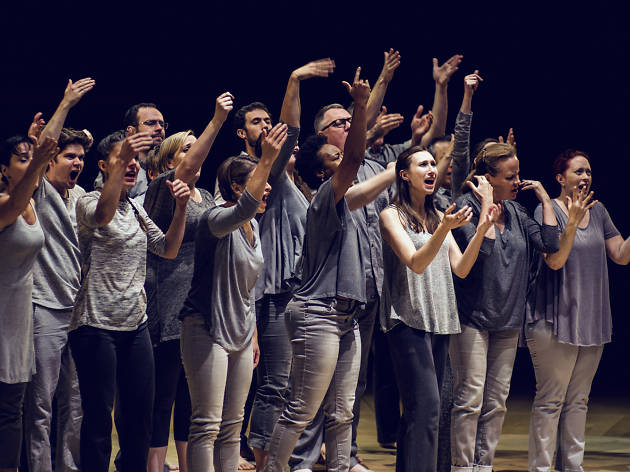 Lagrime di San Pietro // Los Angeles Master Chorale, Melbourne Festival 2018