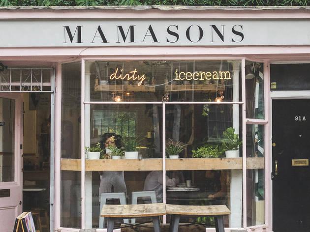 Mamasons Dirty Ice Cream