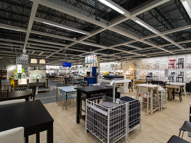 ikea is opening a shop in zone 1. Black Bedroom Furniture Sets. Home Design Ideas