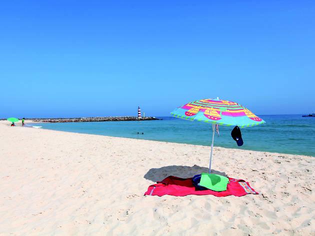 Praia da Ilha Deserta