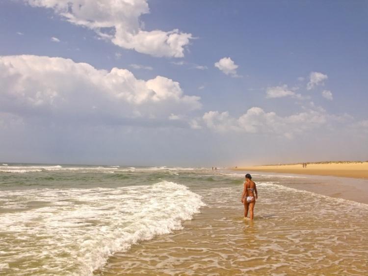 Praia da Terra Estreita