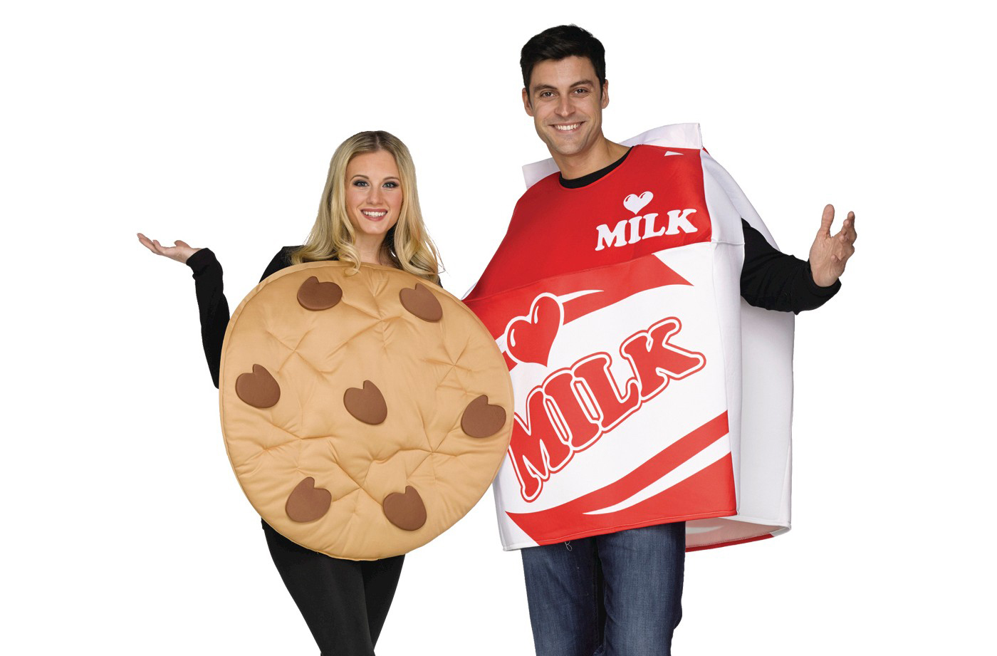 The most awesome couples' costumes to wear this Halloween