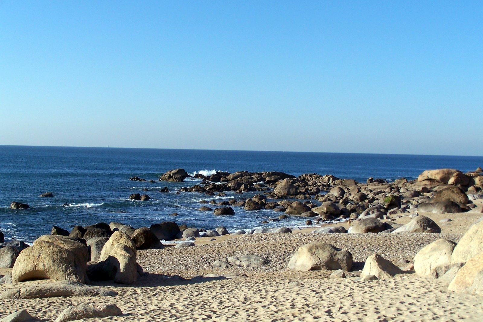 Praia de Lavadores