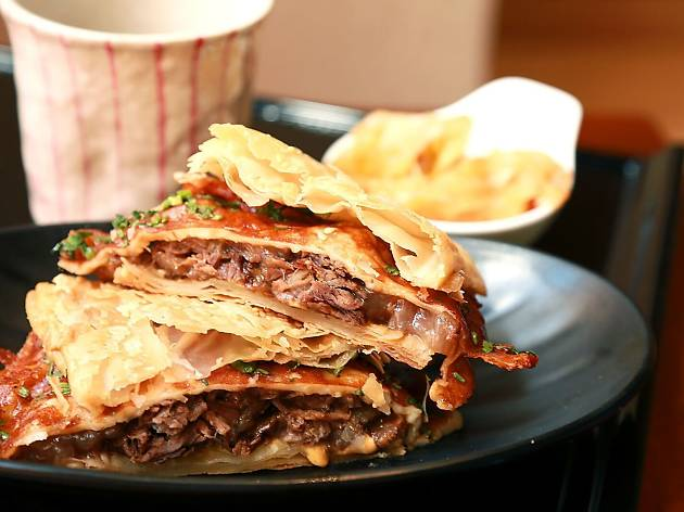 Little Tong Noodle Shop opens in midtown with a killer jianbing sandwich