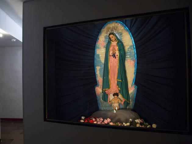 Museo de figuras de cera (Foto: Alejandra Carbajal)