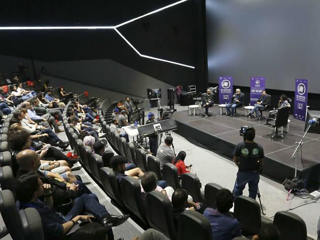 Cineteca FICG, en las instalaciones del Centro Cultural Universitario