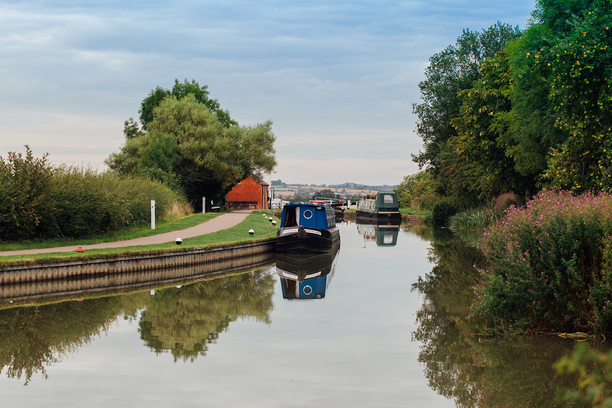 Grand Union Canal, eitw