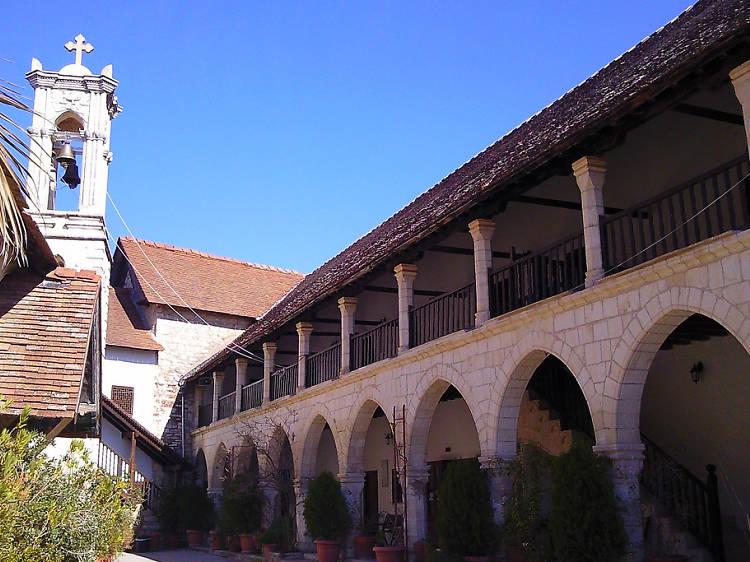 Chrysorrogiatissa Monastery