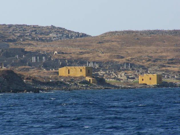 Delos island