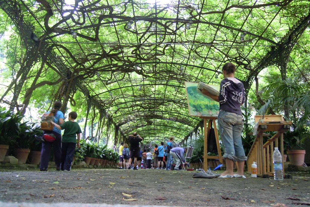 Jardín Botánico-Histórico La Concepción