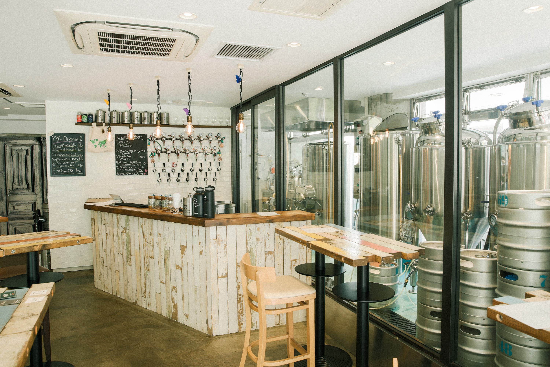 YYG Brewery & Beer Kitchen