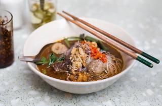 Samsen  Wagyu Beef Boat Noodle