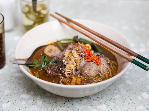 The best boat noodles in Hong Kong