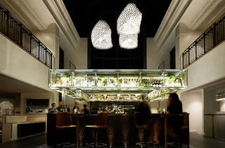 Sheraton Conservatory Bar (Photograph: Supplied)